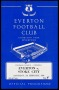 Image of : Programme - Everton v Stoke City