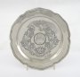Image of : Salver - presented to Everton F.C. by F.C. Porto. Pewter