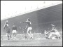 Image of : Photograph - Brian Labone and Howard Kendall in action Brian Hall, John Toshak and Steve Highway from Liverpool F.C.