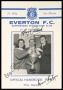 Image of : Print - Everton F.C. Supporters Federation Club, Official Handbook