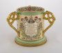 Image of : Loving Cup - presented to the founder members of the F.A. in commemoration of King George VI and Queen Elizabeth's coronation