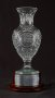 Image of : Vase - presented by Lancashire F.A. to commemorate 100 years of top flight football