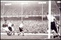 Image of : Photograph - Dixie Dean scoring with 353rd goal in League Football
