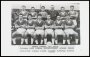 Image of : Postcard - Everton, F.C. team