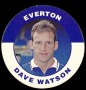 Image of : Trading Card - Dave Watson