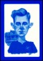 Image of : Trading Card - Cliff Britton