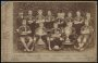 Image of : Photograph - Everton F.C. team with the League Cup won in the 1890-91season