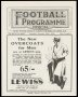 Image of : Programme - Everton Res v Oldham Athletic Res