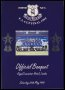 Image of : Menu - Everton F.C., F.A. Cup Final 1995, Official Banquet, Royal Lancaster Hotel, London