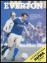 Image of : Programme - Everton v West Bromwich Albion