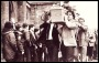 Image of : Photograph - Dixie Dean's funeral