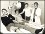 Image of : Photograph - Bob Latchford, Martin Dobson, Bruce Rioch and Jim McGregor, physiotherapist