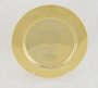 Image of : Salver - Linkoping with gold decoration