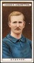 Image of : Cigarette Card - Everton Club Colours.