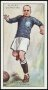 Image of : Cigarette Card - Warney Cresswell
