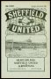 Image of : Programme - Sheffield United Res v Everton Res