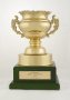 Image of : Mitsubishi World Soccer Trophy