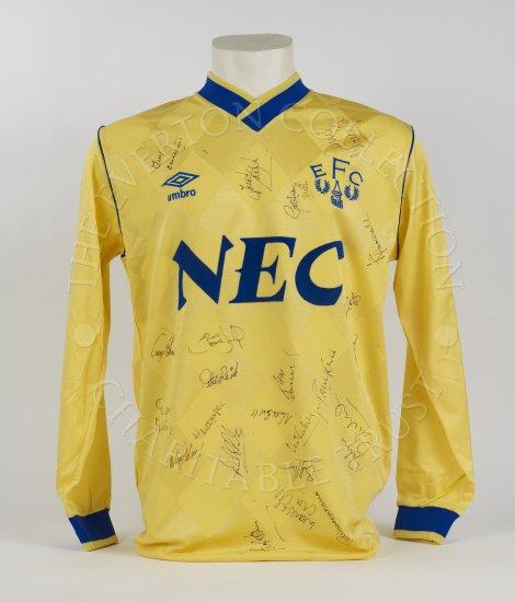Everton Away Shirt