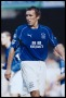 Image of : Photograph - Alan Stubbs in action