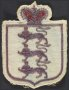Image of : Shirt badge - England