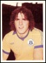 Image of : Trading Card - Bob Latchford