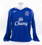 Image of : Home Shirt - originally belonged to Phil Neville - 2008-2009