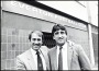 Image of : Photograph - Howard Kendall and David Johnson