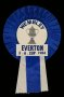 Image of : Rosette - Everton F.C., F.A. Cup