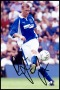 Image of : Photograph - Duncan Ferguson with referee