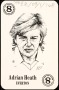Image of : Trading Card - Adrian Heath