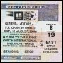Image of : Charity Shield Ticket - Liverpool v Everton