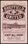 Image of : Programme - Sheffield United v Everton