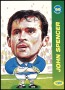 Image of : Trading Card - John Spencer