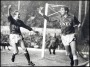 Image of : Photograph - Graeme Sharp and Adrian Heath celebrate a goal