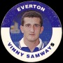 Image of : Trading Card - Vinny Samways