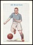 Image of : Trading Card - Everton Player