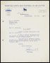 Image of : Letter from Preston North End F.C. to Everton F.C.