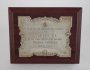 Image of : Plaque - from Teresa Herrara (La Coruna), Spain to Everton F.C.