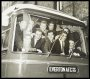 Image of : Photograph - Everton F.C. team on their way to Sunderland
