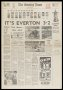 Image of : Newspaper - The Evening News and Star