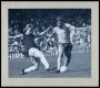 Image of : Photograph - Everton v West Ham. Bob Latchford in action
