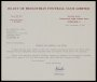 Image of : Letter from Heart of Midlothian F.C. to Everton F.C.