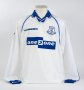 Image of : Away Shirt - worn by Alec Cleland, c.1998-1999