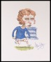 Image of : Caricature - Alan Ball