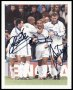 Image of : Photograph - Olivier Dacourt, Duncan Ferguson, Danny Cadamarteri and another player