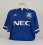 Image of : Home Shirt - worn by Durant, c.1993-1995