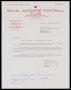 Image of : Letter from Royal Antwerp F.C. to Everton F.C.