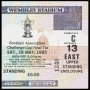 Image of : F.A. Cup Ticket - Everton v Manchester United