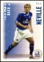 Image of : Trading Card - Phil Neville