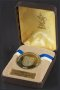 Image of : Commemorative medal - Everton v Manchester United F.A. Cup